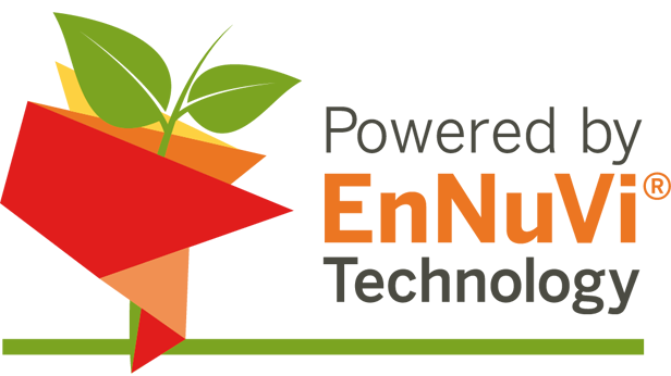 Powered by EnNuVi® Technology