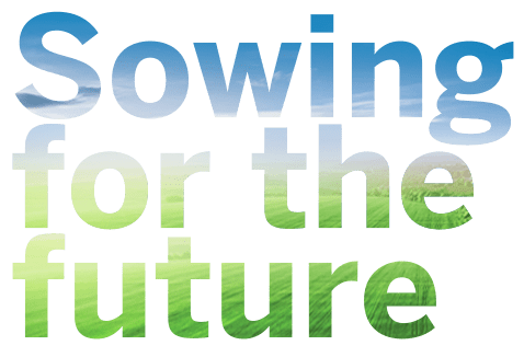 Sowing for the future